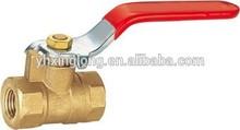 Long Handle Brass Ball Valves