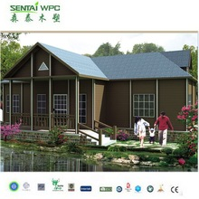 High Quality UV resistant Waterproof wpc houses for sale