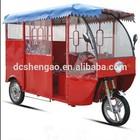 electric auto rickshaw for passenger