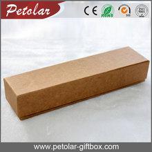 wholesale coffin shape kraft paper gift boxes