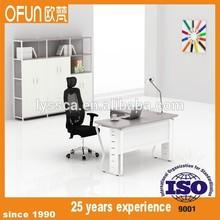 Modern Customized Melamine board office furniture/office desk