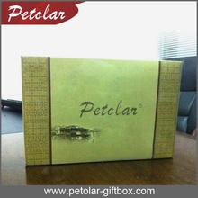 New elegant chinese tea in yellow box
