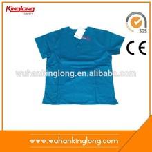 High Quality Cheap Custom dyed nurse/medical uniform fabric