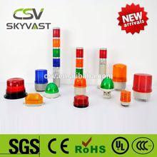 made in China IP68 3W 12V 24V visor led warning light