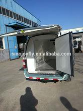 dry cargo fiberglass truck body car performance body kits