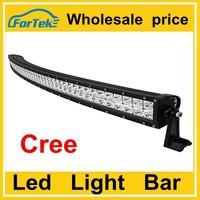 Double row 500w 12v led light bar cree