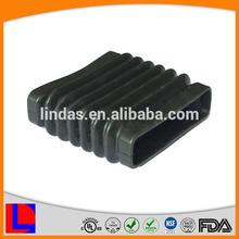 CR square molded neoprene bellows rubber