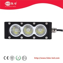 High Powe 6.0inch 30w Flood/Spot Combo Bar White LED Light Off Road Work Lamp for Car, SUV, Tractor, Boat, Truck, ATV