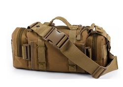 Canvas camouflage digital camera bag,professional design,factory producing directly