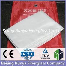 fiberglass materials, szie 1200mm*1500mm,fire blanket