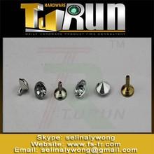 Tubular rivet,aluminum blind rivet,brass hollow rivet