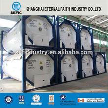 20ft lox/lin/Lar/lco2/lng/lc2h4 contenitore di azoto liquido