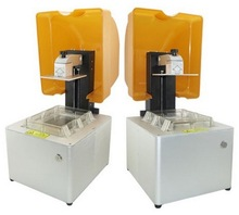 2015 new model sla 3d printer rapid prototyping with photosensitive resin material