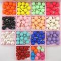 pendientes de perla de nuevo diseño de corea de moda y doble lados
