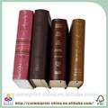 Estampado de impresión de tapa dura/cubierta de cuero de la biblia