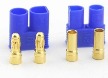 EC3 plug manufacturers 1pc male housing and 1 pc female housing and 2 pairs 3.5mm plugs