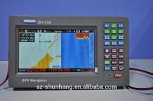 Marine gps fishfinders chartplotter Fish finder gps echo sounder vs HDS-7 Gen2 7inch SH-730 from manufacturer
