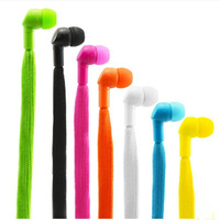 OEM waterproof braided cable earphones