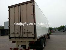 hydraulic cylinder dump truck insulated truck body box