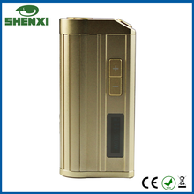 China Supplier best holding feeling mini ecig box mod, mini bomber 7-30w 2015 box mod 6 colors for option