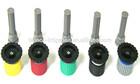 360 Pattern Adjustable Nozzle irrigation system pop up sprinkler