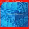 china pe red de pesca