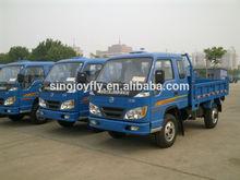 faw mini truck oem truck box/refrigerator van