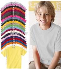 Blank Plain Unprinted Kids T Shirts Tee TShirt