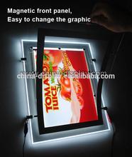 Wholesale led back lit sign, acrylic led back lit sign, Advertising led back lit sign