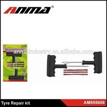 New Steel Tubeless Radial Tire Repair Kit Car Truck Motorcycle