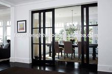 Triple Sliding Door, Mdf Sliding Door, Tempered Glass Sliding Door