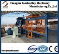 Machines de fabrication de briques et pavés, ligne de commande hydraulique, couverture de béton machine de bloc
