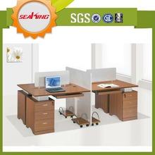 Stylish custom office computer desk design