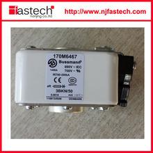 original new Protection fuse thermal fuse Cooper BUSSMANN fuse 170M6467 660V/690V 1400A 3BK/50 aR