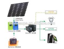 Baykee 2000w AC solar panel inverter battery