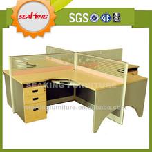 Office partitions workstation high end modern furniture
