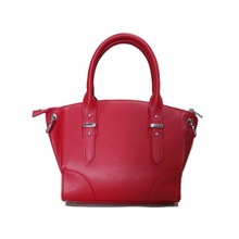China manufacture latest style women genuine leather hand bags fashion to international brands 2015