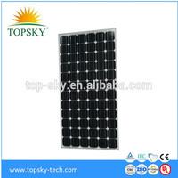 300 watt MONO solar modules stock, A Grade mono solar panels 300W, High performance 300W Solar Modules