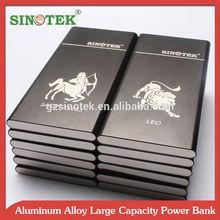 SINOTEK portable 10000mah power bank vaults for sale
