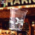 P1-u200y-t PP 7 oz 200 ml - de plástico copo bebendo talheres descartáveis