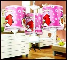 high quality modern chandelier light new fashion bird cartoon pendant light for kids