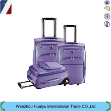 20''/24''/28'' fabric and soft travel luggage bag suitcase set sale in USA,EURO,JP,Turkey,Russia