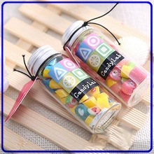 Wholesale 150ml glass food candy jar with lid