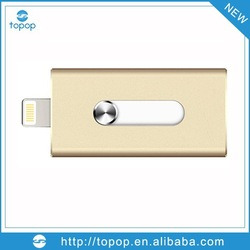 2015 NEW and hot Desigh otg usb flash drive for Iphone