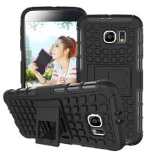 Heavy Duty Anti-Shock Combo Case for Samsung Galaxy S6, Shockproof Case for Samsung Galaxy S6