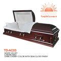 Td-ac03 cercueil en carton