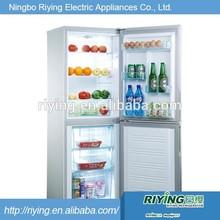 BCD-188 hot refrigerator double door refrigerator dimensions