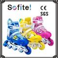 Patrón diferente de los deportes zapatos, En línea, Patín de ruedas