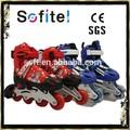 Caliente venta en línea de calzado deportivo, rodillo del patín ajustable