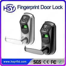 L7000 Battery Zinc Alloy OLED Biometric Fingerprint door lock
